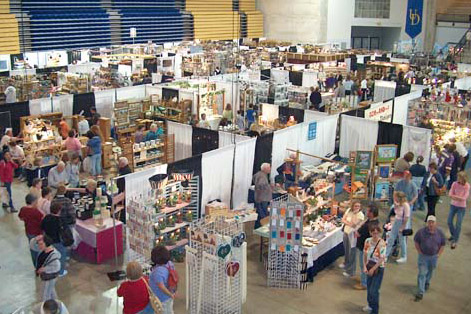 Exhibitors: Artists and Artisans